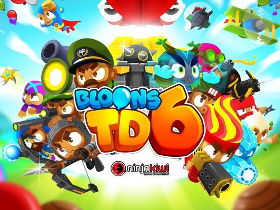 Игра Bloons TD 6