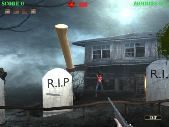 Zombie Attack Shooter Pro screenshot 5