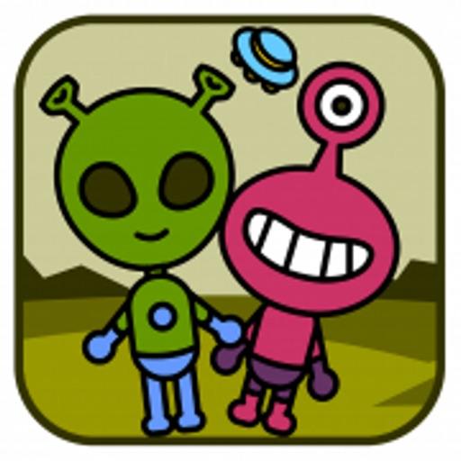 Alien town:world