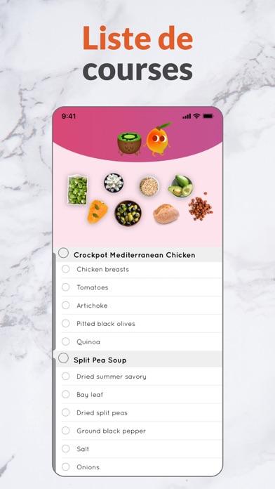 DietSensor - Compteur Calories