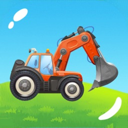 Build a House: Truck & Tractor