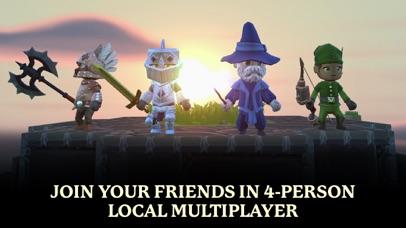Screenshot from Portal Knights