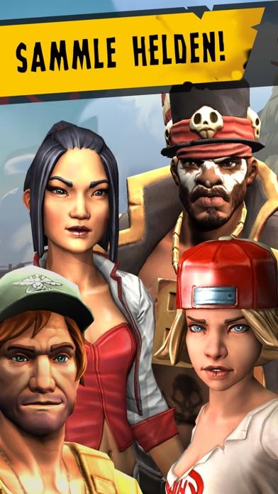 Screenshot 3 Dead Island: Survivors