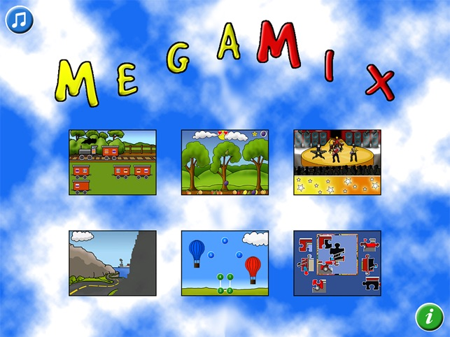 MegaMix Retro Screenshot