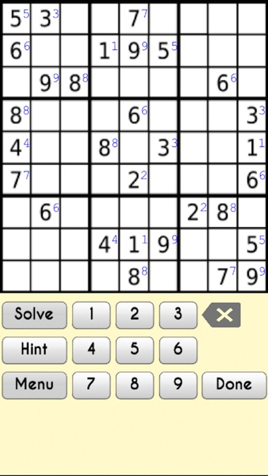 Sudoku with Picture Scanner screenshot 4
