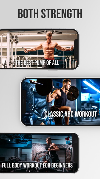 Pro Workout: Get Fit & Strong screenshot-5