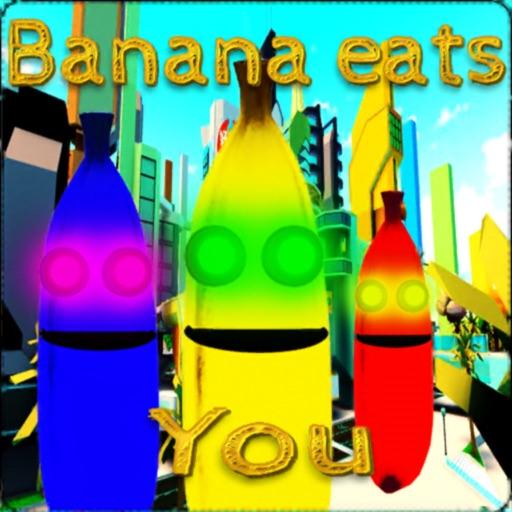 Banana eats your granny