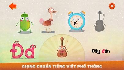 Dạy Bé Học Chữ Cái - Ghép Hình screenshot four