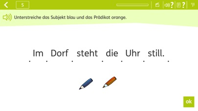 Deutsch 3 mit Zebra screenshot 4