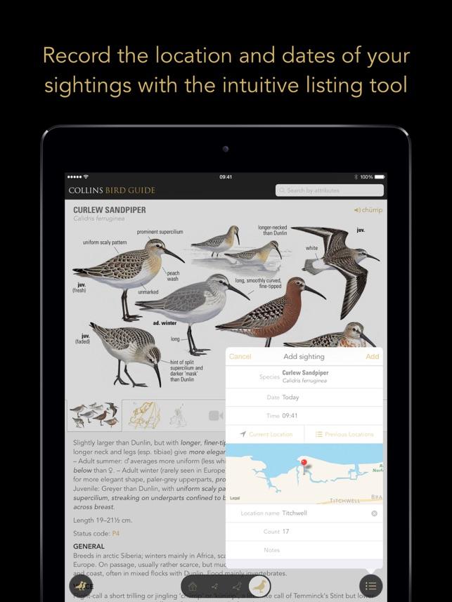 Collins Bird Guide Ebook