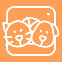 犬猫ペットの家族内アルバム(写真・動画)- ぺっとる