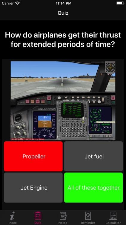 FSX Key Commands screenshot-4