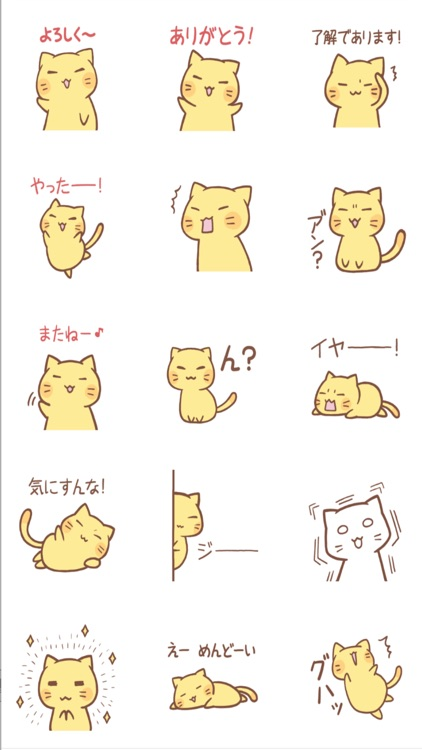 nyanko selection