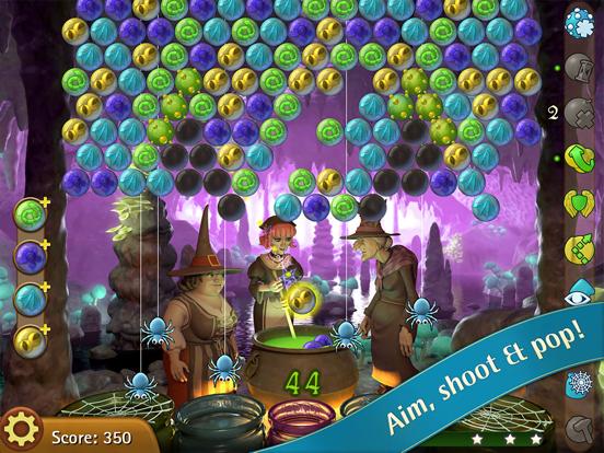 Bubble Witch Saga screenshot