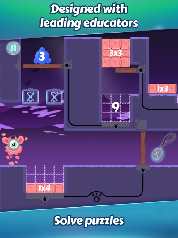 Multifly: Multiplication Game