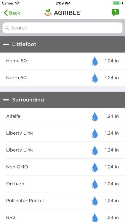 Pocket Rain Gauge™ screenshot-4