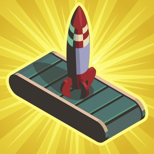 Rocket Valley Tycoon icon