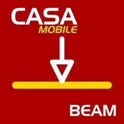 CASA Beam