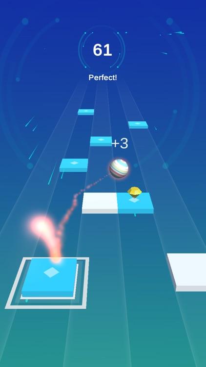 Piano Ball : Music Dance Tiles screenshot-3