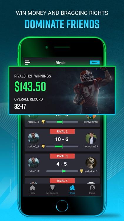 SuperDraft Fantasy Sports App screenshot-5