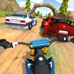 Hack Dirt Bike Racing Rally Turbo