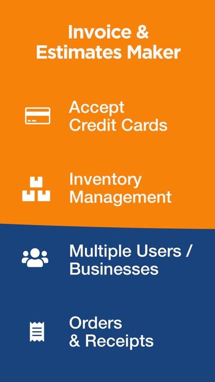 SIR: Invoice Maker screenshot-4