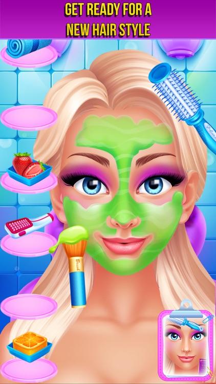 Hair Salon - Makeover Party screenshot-8