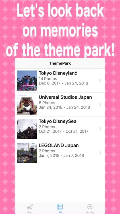 ThemeParkGo - for Japan.