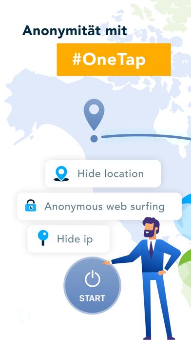 VPN Unlimited - Secure ShieldScreenshot von 3