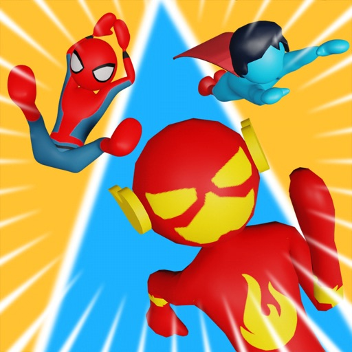 Superhero Race! icon