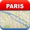 巴黎离线地图 - 城市 地铁 机场