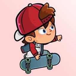 Like A Skater