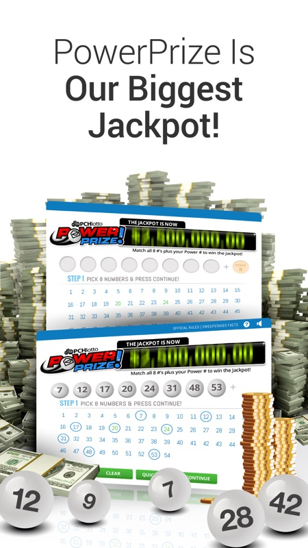PCH Lotto - Real Cash Jackpots - Online Game Hack and Cheat