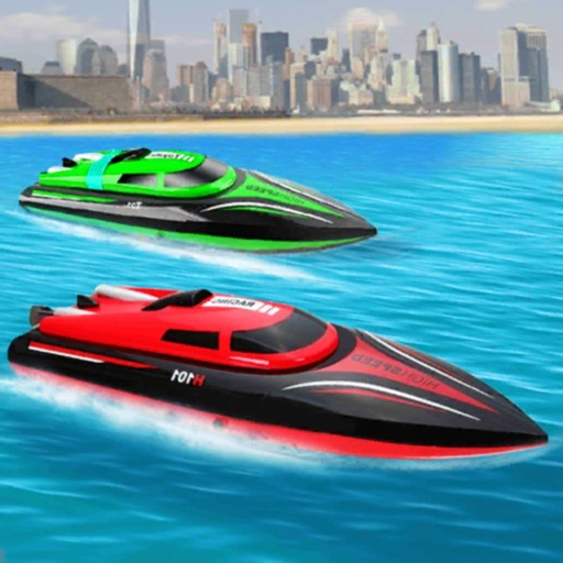 Speed Boat Driving Game 2021