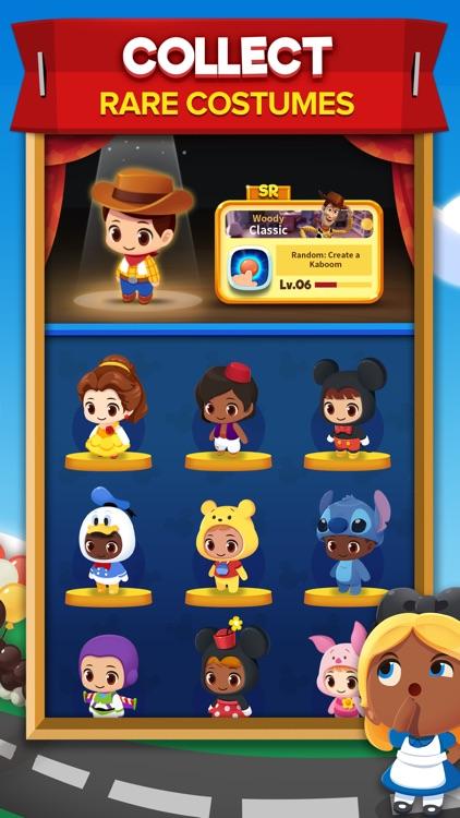 Disney Pop Town! Match 3 Games