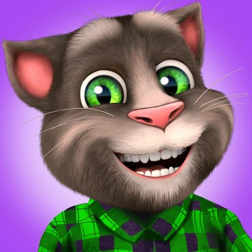 Говорящий кот Том 2 для iPad