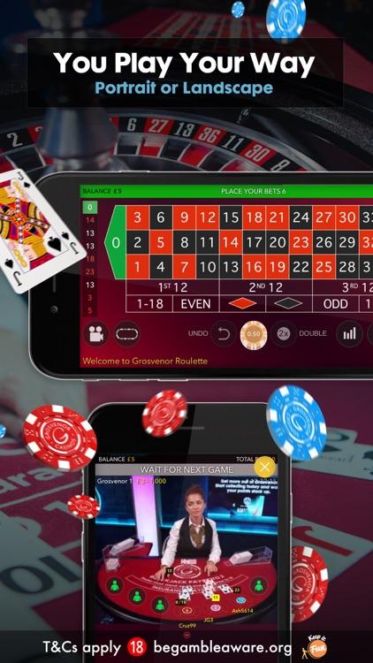 Grosvenor Casino App