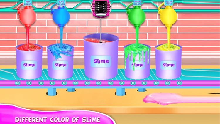 Diy Make Slime Factory Fun screenshot-3