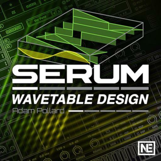 Wavetable Design For Serum iOS App