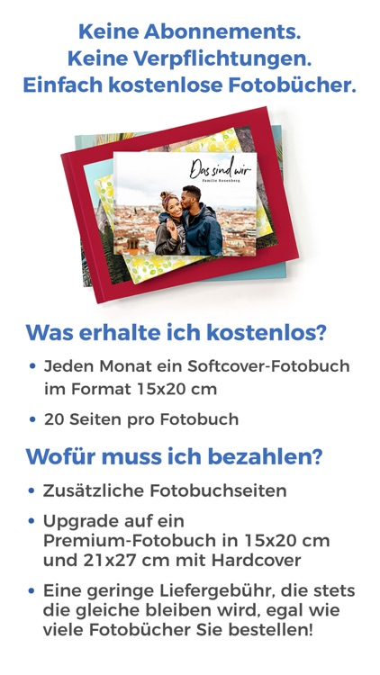 FreePrints Fotobücher screenshot-4