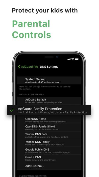 Screenshot for AdGuard Pro — adblock in Viet Nam App Store