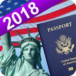 US Citizenship Test 2018 Audio