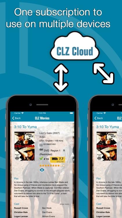 CLZ Movies - Movie Database screenshot-6