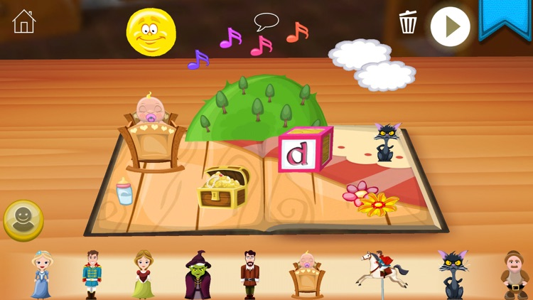 StoryToys Princess Rapunzel screenshot-4