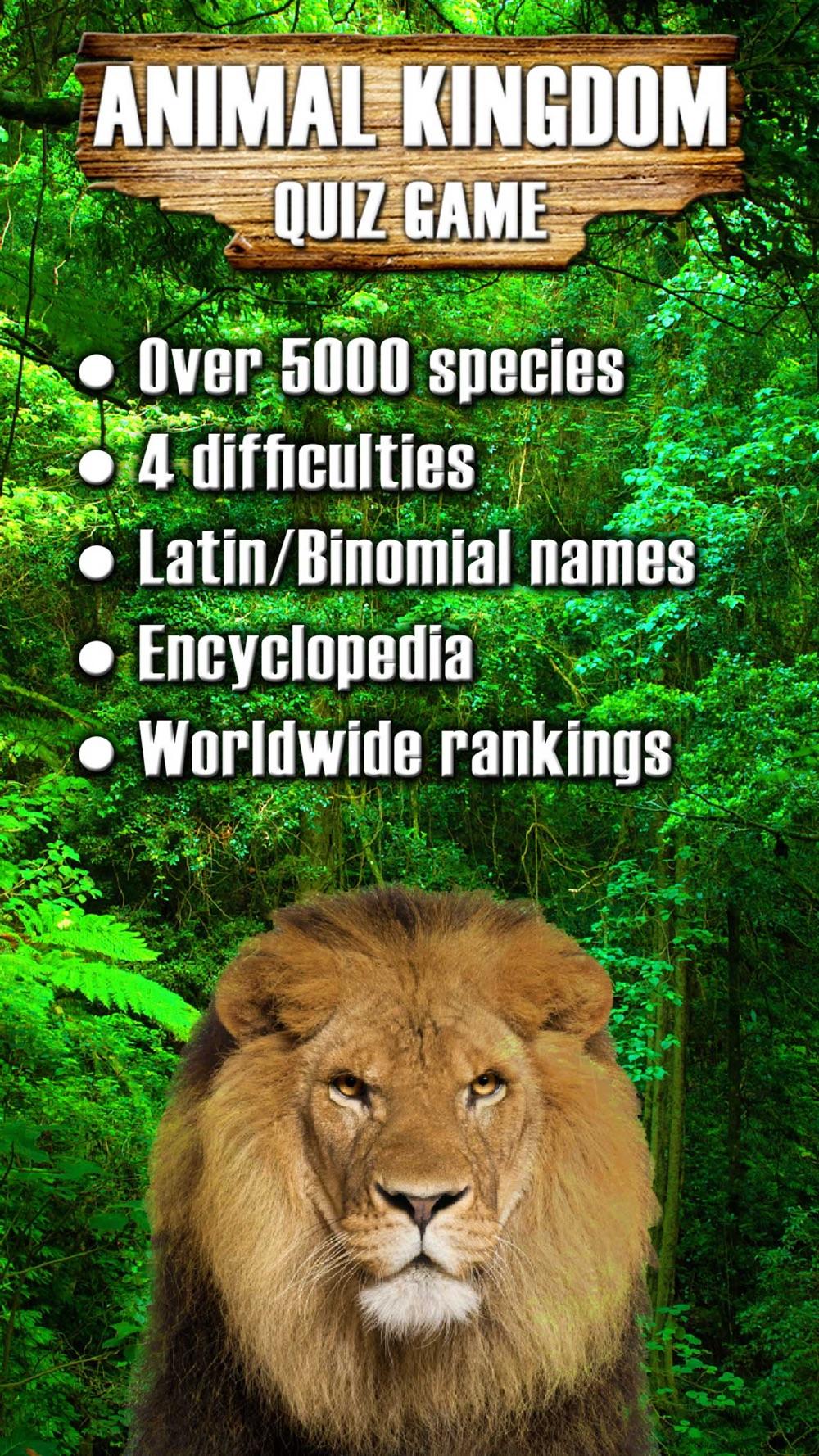 Animal Kingdom – Quiz Game Cheat Codes