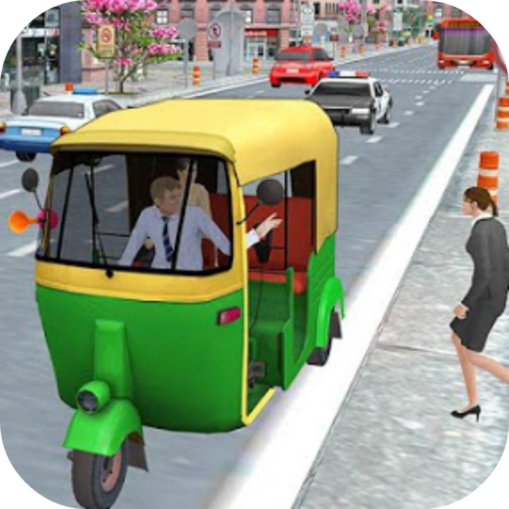 Auto Rickshaw Driving Pro hack