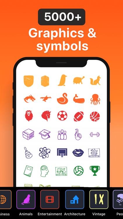 Logo Maker Shop: Creator screenshot-3