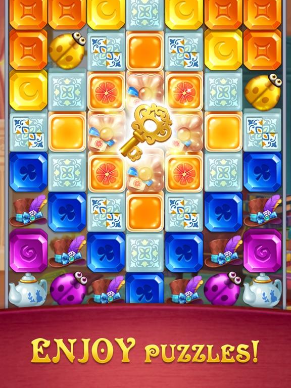 Gem Blast: Magic Match Puzzle screenshot 9