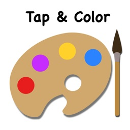 Tap & Color Clip Art Photos