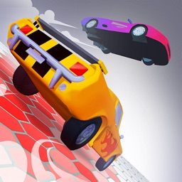 Race Arena - Fall Car Battle